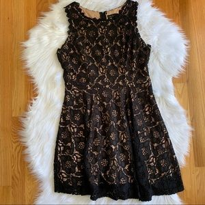 Juniors Black Dress by City Triangles Size 11